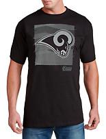 NFL LA Rams Black Pop Tee