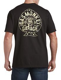 Gas Monkey Graphic Pocket Tee
