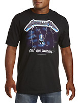 Metallica Ride Lightning Graphic Tee