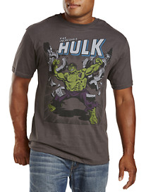 Hulk Break Out Graphic Tee