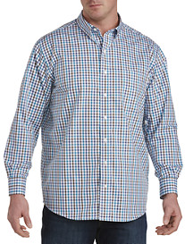 Oak Hill® Small Check Sport Shirt