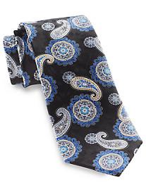Geoffrey Beene® Medallion Paisley Silk Tie