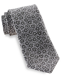 Geoffrey Beene® Fly High Floral Silk Tie