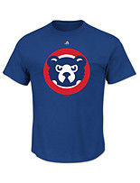 Majestic® MLB Cooperstown Cubs Tee
