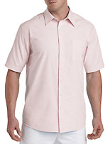 Oak Hill® Washed Cotton Sport Shirt