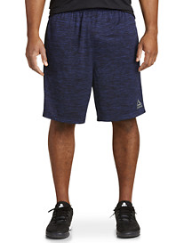 Reebok Heathered Speedwick Tech Shorts