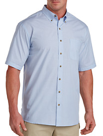 Harbor Bay® Easy-Care Stripe Sport Shirt
