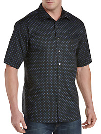 Synrgy™ Diamond-Print Sport Shirt