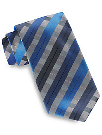 Synrgy™ Large Ribbon Plaid Tie