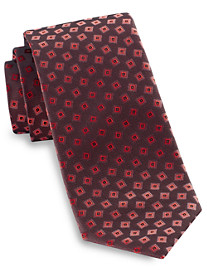 Synrgy™ Cube Geometric-Patterned Tie