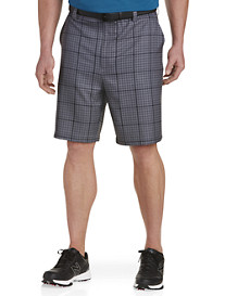 Reebok Speedwick Window Check Plaid Shorts