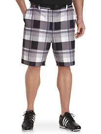 Reebok Speedwick Big Plaid Shorts