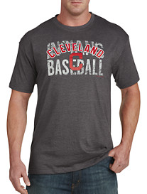 MLB Granite Heather Tee