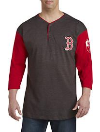 MLB 3/4-Sleeve Henley