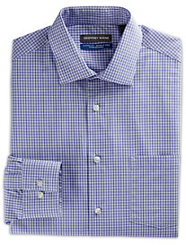 Geoffrey Beene® Small Grid Dress Shirt