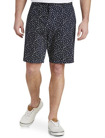 Nautica® Anchor-Print Shorts