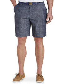Nautica® Chambray Shorts