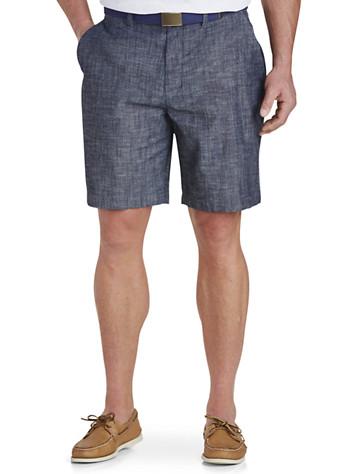 Nautica® Chambray Shorts