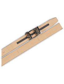 Nexbelt® Prometheus Gun Metal Belt