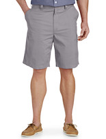 True Nation® Stretch Poplin Shorts