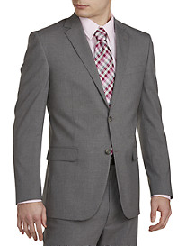 Geoffrey Beene® Mini Check Suit Jacket