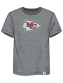 NFL 2017 Heathered Slub-Knit Tee