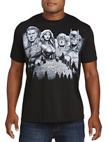 Mount Justice Graphic Tee