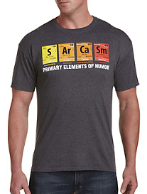 Elements Of Humor Graphic Tee