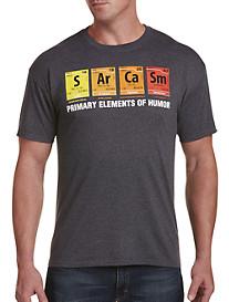 Elements Of Humor Graphic Tee