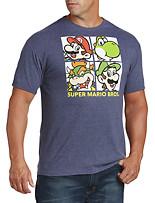 Nintendo Super Boxy Bros. Graphic Tee