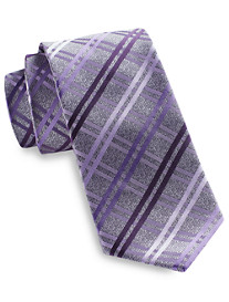 Geoffrey Beene® Heather Grid Tie