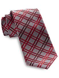 Geoffrey Beene® Heather Grid Tie