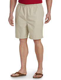 Harbor Bay® Sheeting Beach Shorts