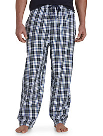 Harbor Bay® Plaid Lounge Pants