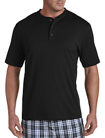 Harbor Bay® Short-Sleeve Henley