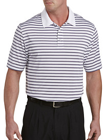 Reebok Speedwick Stripe Polo