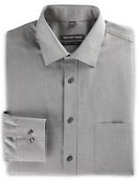 Geoffrey Beene® Tonal Herringbone Stripe Dress Shirt
