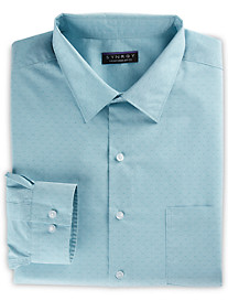 Synrgy™ Diamond Dobby Performance Dress Shirt