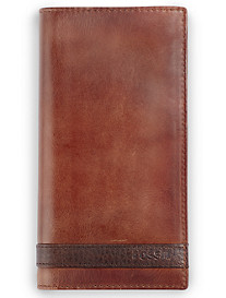 Fossil® Quinn Executive Leather Wallet