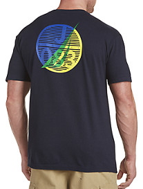 Nautica® Stripe Circle Tee