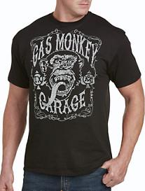 Vintage Gas Monkey Graphic Tee