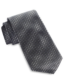 Synrgy™ Diamond Floral Neat Tie