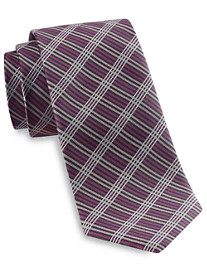 Synrgy™ Thin Line Plaid Tie