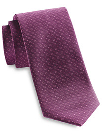 Synrgy™ Tonal Small Circles Neat Tie