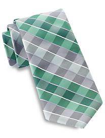 Geoffrey Beene Sunray Plaid Tie