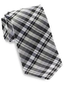 Geoffrey Beene Gleeful Plaid Tie