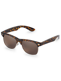 True Nation® Met Retro Sunglasses