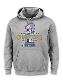 Majestic® MLB 2016 Chicago Cubs Championship Hoodie