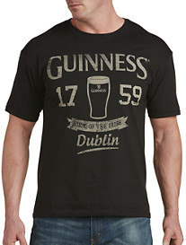 Guinness® Clover Luck Graphic Tee