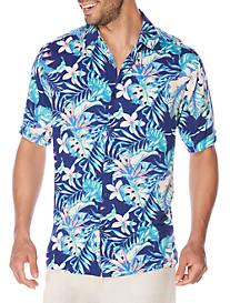 Cubavera® Tropical Sport Shirt